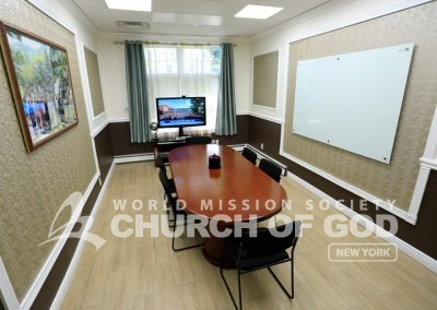 World Mission Society Church of God in Long Island VIP Room