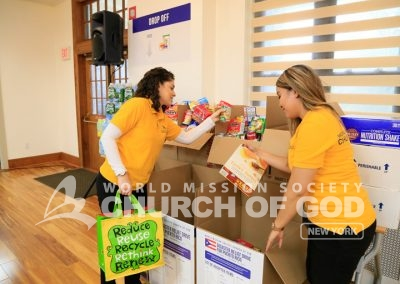 Puerto Rico, Disaster Relief, drive, Hurricane Maria, World Mission Society Church of God, WMSCOG, donations, food, packages, support, volunteer, volunteerism, New York, NY, New Windsor, Long Island, Midtown, Manhattan, Queens, Rochester, PR