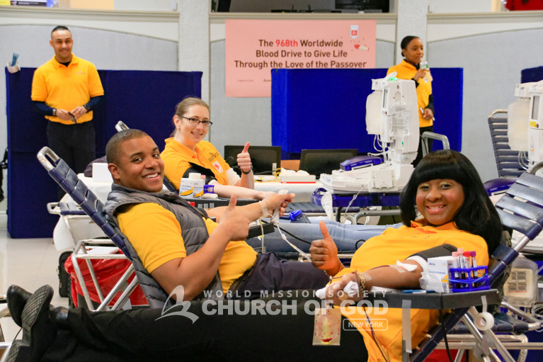 wmscog, world mission society church of god, new windsor, orange county, new york, ny, blood drive, east coast, passover, new covenant, blood, jesus christ