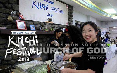 Hudson Valley Kimchi Festival 2019